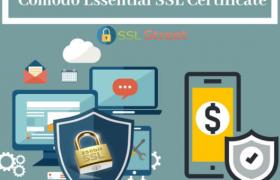 Comodo数字SSL证书