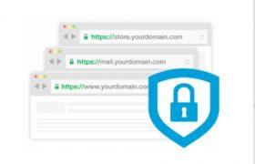 多个域名网站该如何申请SSL证书